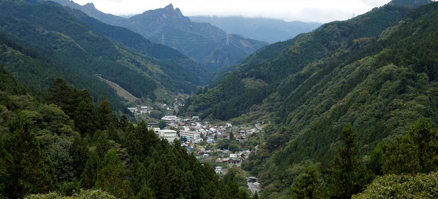 Japanese-village