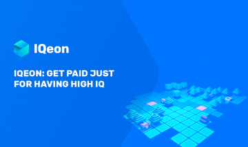 IQeon: time is money