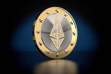 Ethereum topped $600 today to set a new all time high