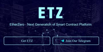 The price forecast of the crypto-currency Ester Zero (ETZ)
