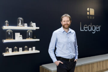 In order to become the leader in cryptocurrency hardware wallet, Ledger raises another $75 mln.