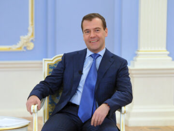 Russia: Prime Minister D. Medvedev Sees Promise In Cross-National Crypto Regulation
