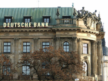 Deutsche Bank: 'Required Control' For Crypto 'Could' Be Introduced By 2023