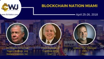 Crypto World Journal introducing Blockchain Nation Miami Conference