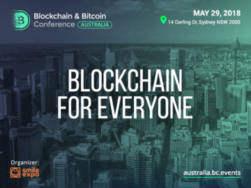 Blockchain & Bitcoin Conference Australia Will Bring Top Experts Together