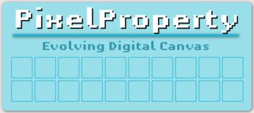 PixelProperty.io Launches The Evolving Blockchain Canvas