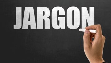 Some jargon you need to master