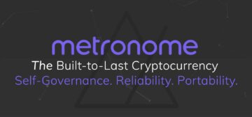 Metronome (MET) price is 0,007143 ETH – x2,5 in a few hours after the token sale