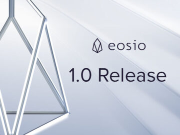 EOSIO 1.0 Launched