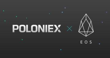 Poloniex lists EOS (EOS)