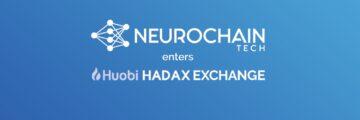 NeuroChain (NCC) is listed on HADAX