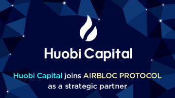 Huobi Capital has joined Airbloc Protocol (ABL) as a strategic partner