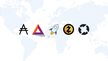 Coinbase is exploring the addition of Cardano (ADA), Basic Attention Token (BAT), Stellar Lumens (XLM), Zcash (ZEC) and 0x (ZRX)