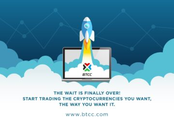 BTCC relaunches crypto exchange
