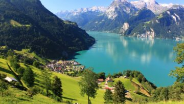 Switzerland's cryptocurrency industry could have full access to conventional banking services by the end of the year