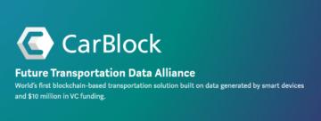 CarBlock (CAR) is listed on Bibox