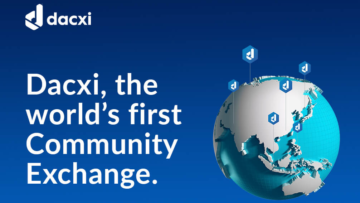 Dacxi sells its DAC coins (DAC) for a Bitcoin (BTC) exchange rate of $10 000