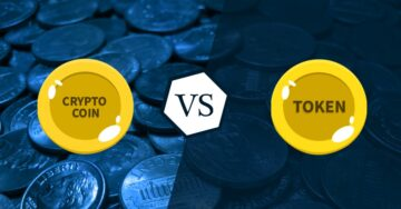 What is the difference between coin and token?