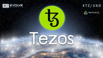 Tezos (XTZ) trading is live on Metatrader 5