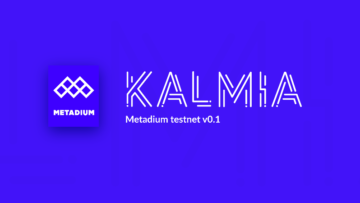 The Metadium (META) testnet v0.1 is officially launched