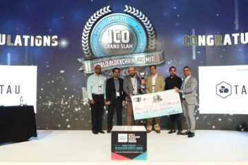 TATAU wins Trescon's ICO Grand Slam and Startup World Cup Dubai Regional