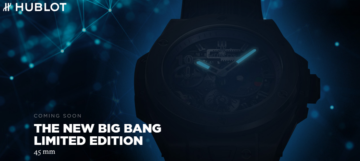 Hublot will release watch for Bitcoin's (BTC) 10th Anniversary