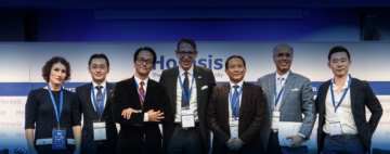 Horasis China meeting 2018: Blockchain League in Kiev