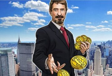 Breaking! John McAfee about Blockchain, Bitcoin and Most Important Things