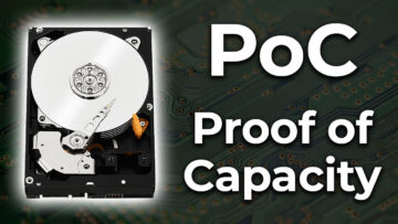 What is Proof of Capacity (PoC)?