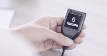 Trezor Wallet users can now exchange coins and tokens directly in their wallets