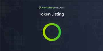 nOS (NOS) gets listed on Switcheo, the exchange launches nOS trading competition