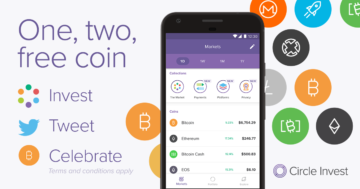 Circle Invest will reward new customers with crypto assets
