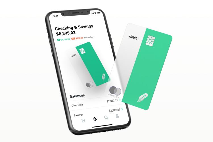 Robinhood App Launches Checking Amp Savings Accounts