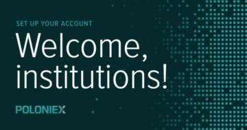 Poloniex exchange adds institutional accounts