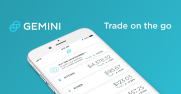 Gemini exchange launches its mobile app