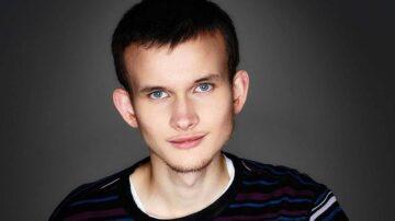 Vitalik Buterin gave $300K in ETH to three Ethereum startups