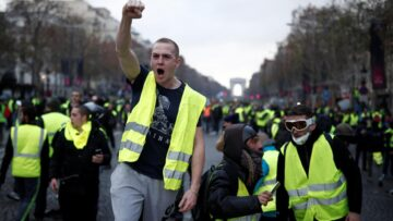 Yellow Vests Come in Cryptо