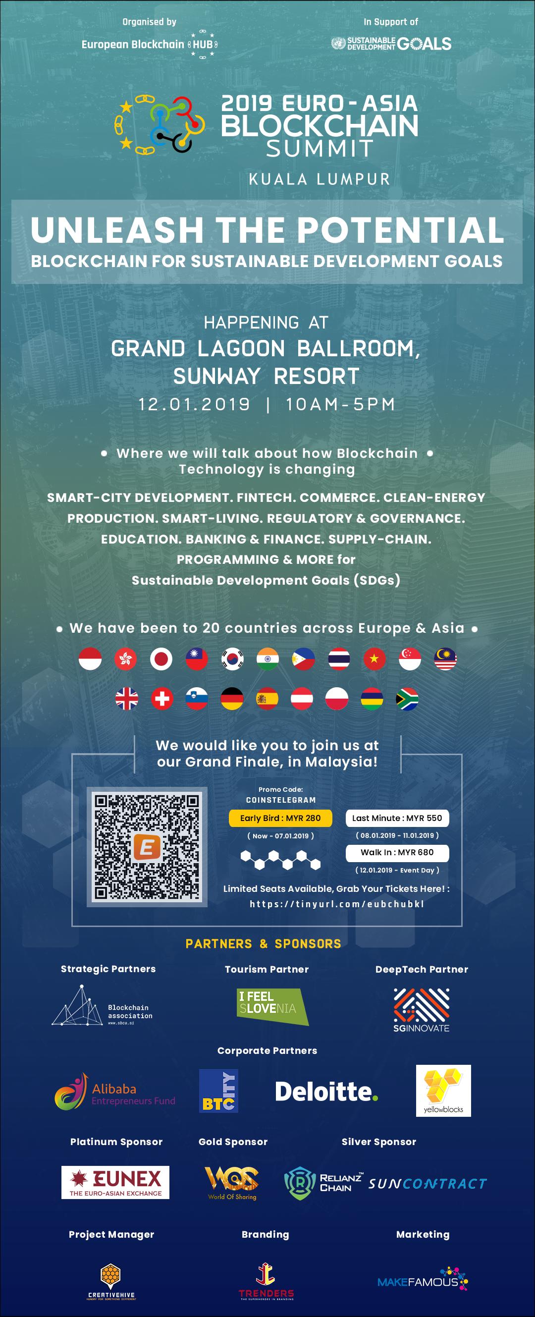 European Blockchain Summit - Coins Telegram ( Vertical )_Eng