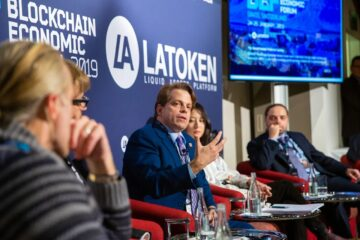 Successful Davos: Blockchain Economic Forum by LATOKEN