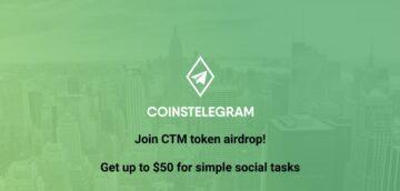 Coinstelegram (CTM) – airdrop results