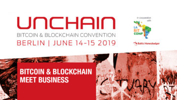 Crypto summer in Berlin: This year's UNCHAIN Convention arranges celebration days with high profile crypto pioneers again!