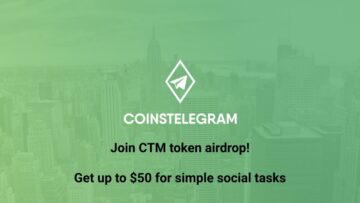 Airdrop Coinstelegram (CTM) – the last deadline is July 21!