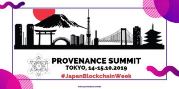 PROVENANCE SUMMIT,  14th – 15th October 2019