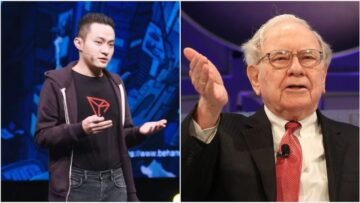 Justin Sun got sick. Will Buffett ever learn about the benefits of crypto?