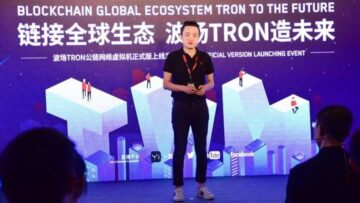 Justin Sun repented. But TRON collapsed slightly