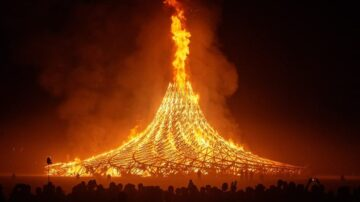 Well, to Labor Day and Burning Man!