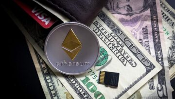 Ethereum (ETH) took off thanks to Visa and MasterCard
