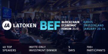 LATOKEN schedules the Blockchain Economic Forum in Davos
