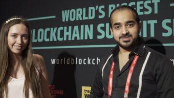 Interview with Evan Luthra, angel investor and Startupstudio founder from World Blockchain Summit, Bangkok