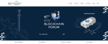 IX Kyiv Blockchain Forum